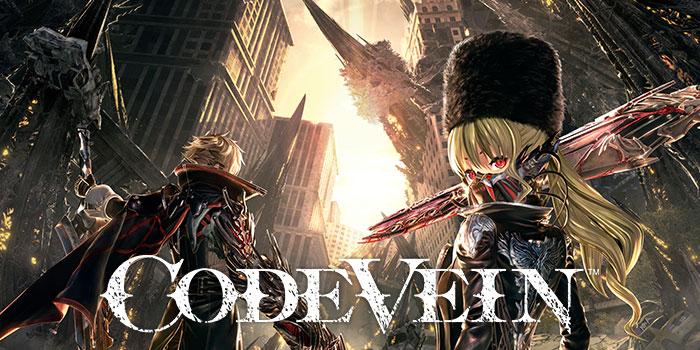 Code Vein - Bandai Namco zeigt ersten Trailer