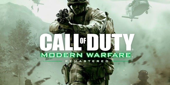 Call of Duty: Modern Warfare Remastered - Infinity Warfare Disc wird weiterhin