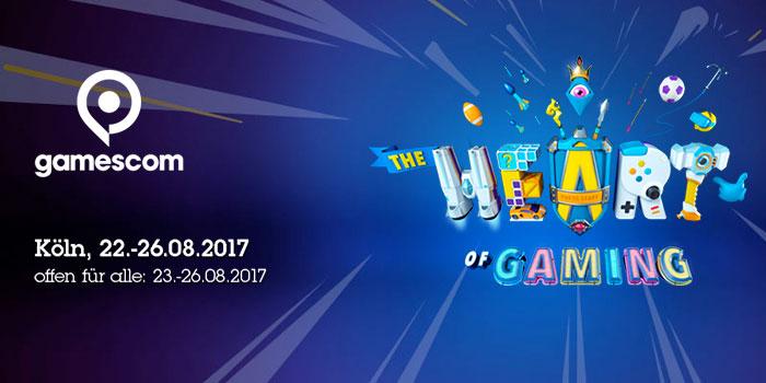 Gamescom 2017 - Erhöhte Sicherheitsmaßnahmen auch in diesem Jahr beim Einlass