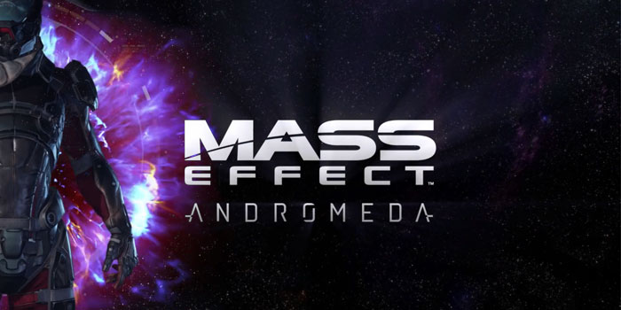 Mass Effect Andromeda Reveal-Trailer