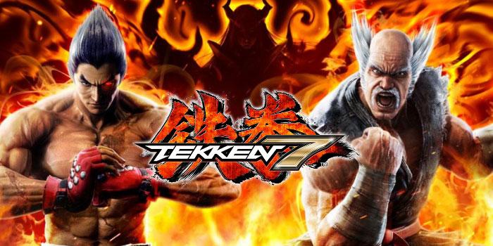 Tekken 7 im Launch-Trailer Prügelspiel ab heute verfügbar